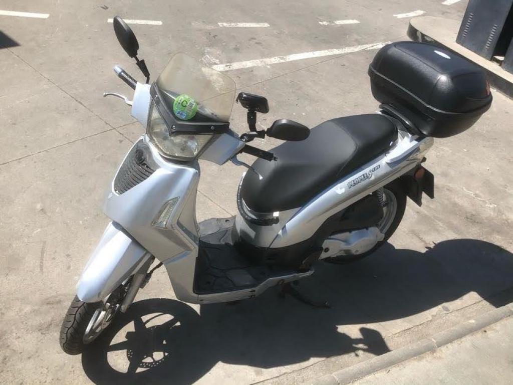 Momoven: alquiler de motos entre particulares - Autofácil