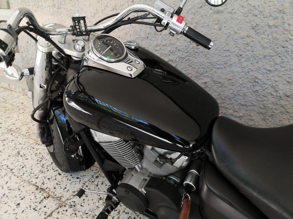 Alquiler de Moto Honda VT 750 C SHADOW (MON VT 7 Custom