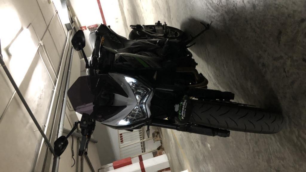 Kawasaki Z 800 E ABS