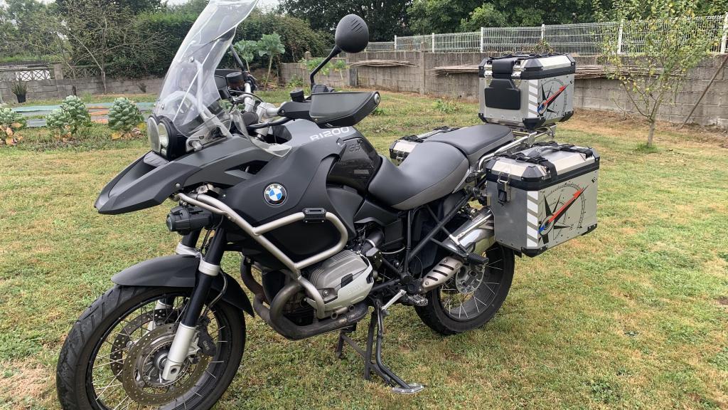 BMW R 1200 GS ADVENTURE ABS