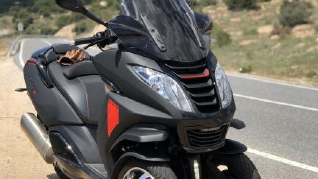 Peugeot METROPOLIS 400I RS