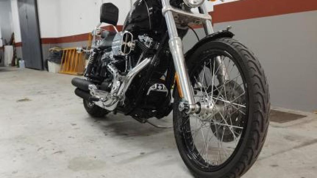 Harley Davidson DYNA WIDE GLIDE FXDWGI