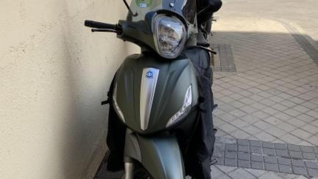 Piaggio-Vespa BEVERLY 350 SPORT TOURING