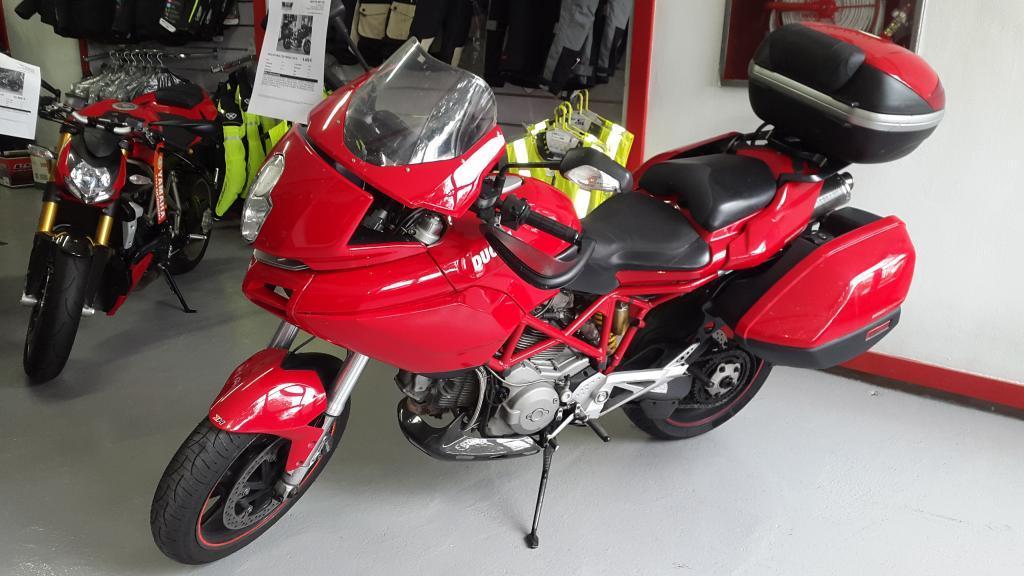 Ducati 1100 S MULTISTRADA