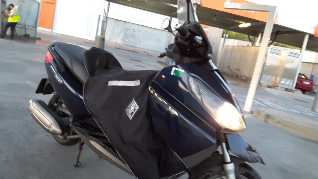 Piaggio-Vespa X7 EVO 125 IE