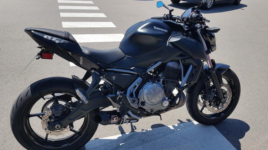 Kawasaki Z 650 ABS 35KW