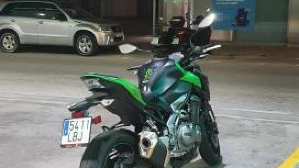 Kawasaki Z 900 E ABS