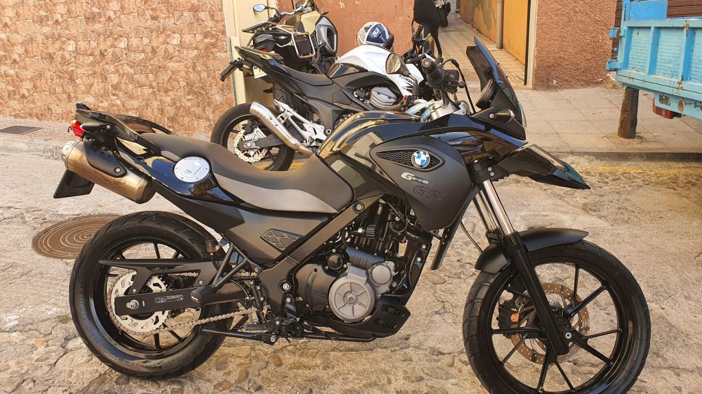 BMW G 650 GS 48CV