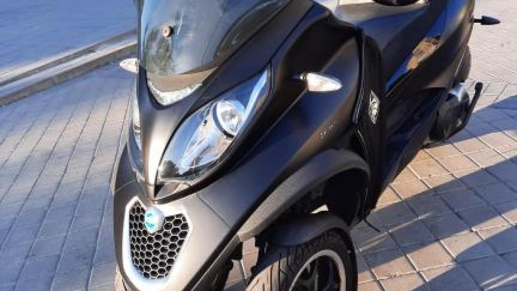 Piaggio-Vespa MP3 500 LT SPORT ABS