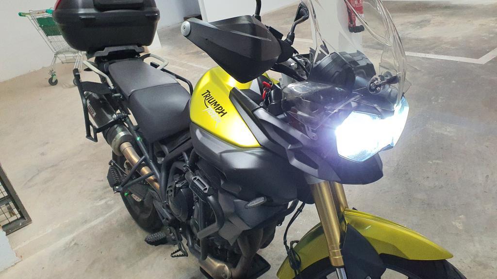 Triumph TIGER 800 ABS