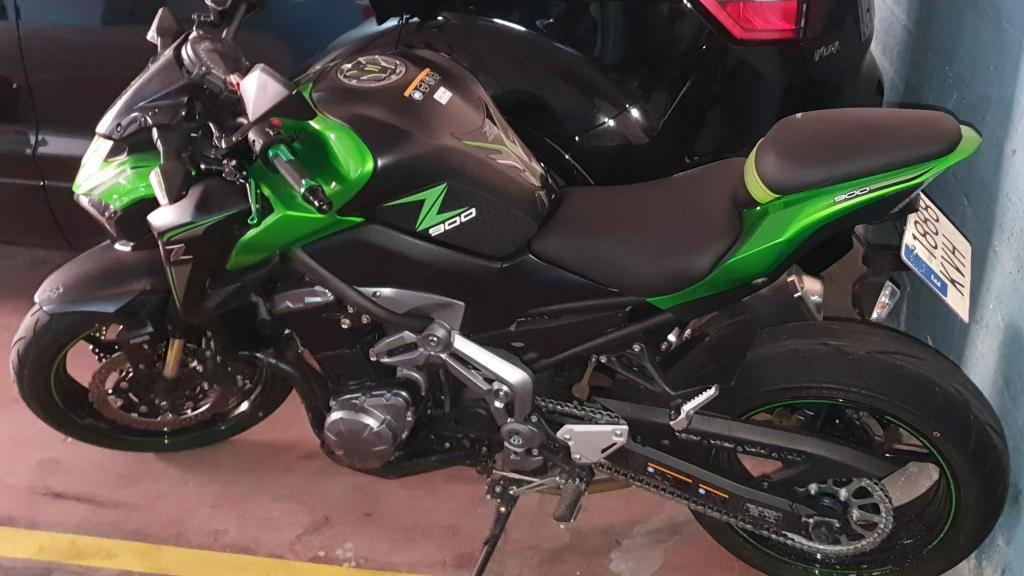 Kawasaki Z 900 E A2 ABS