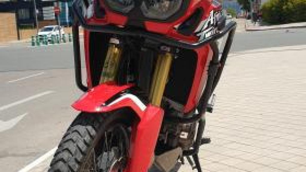 Honda AFRICA TWIN 1000 ABS