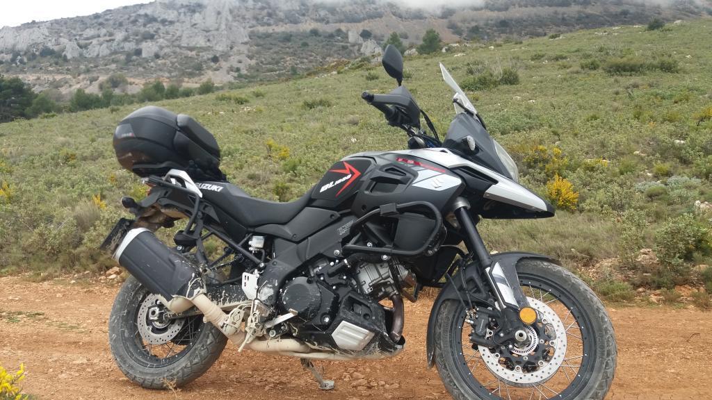 Suzuki DL 1000 V-STROM ABS