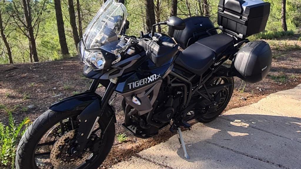 Triumph TIGER 800 XRX ABS
