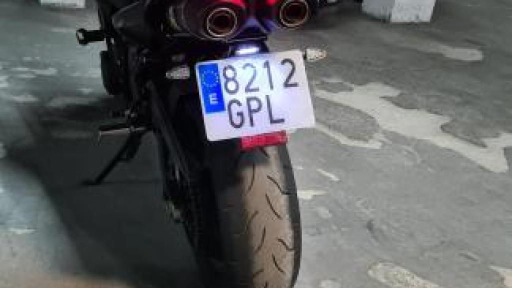 Yamaha FZ6 N S2