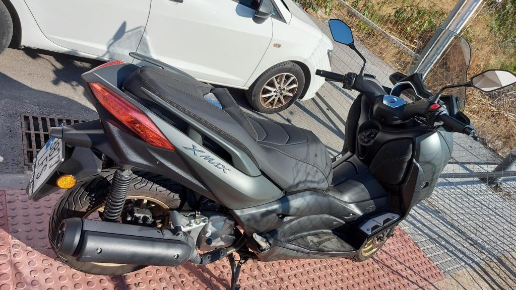 Yamaha X-MAX 125 IRON MAX ABS