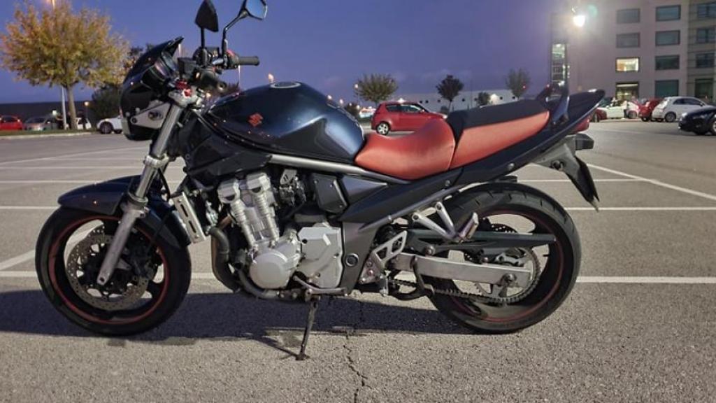 Suzuki GSF 650 BANDIT 85 CV