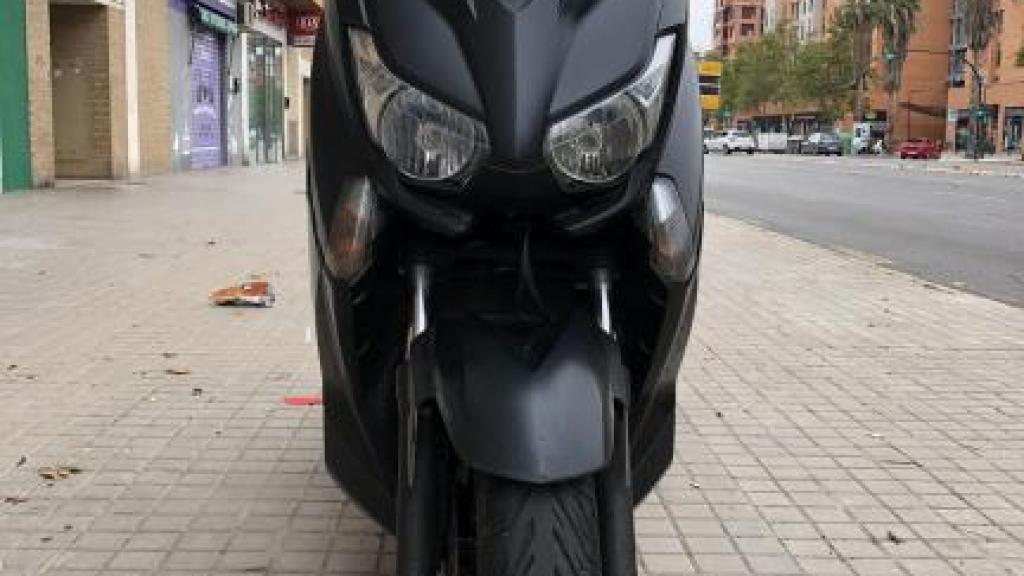 Yamaha X-MAX 400 IRON MAX ABS