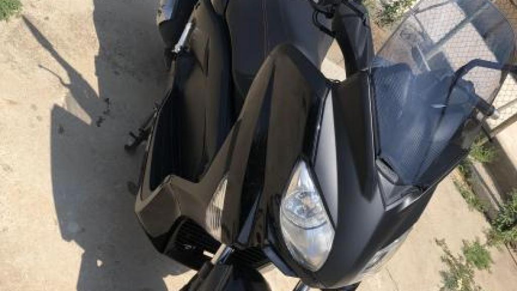Yamaha X-MAX 250 BLACK