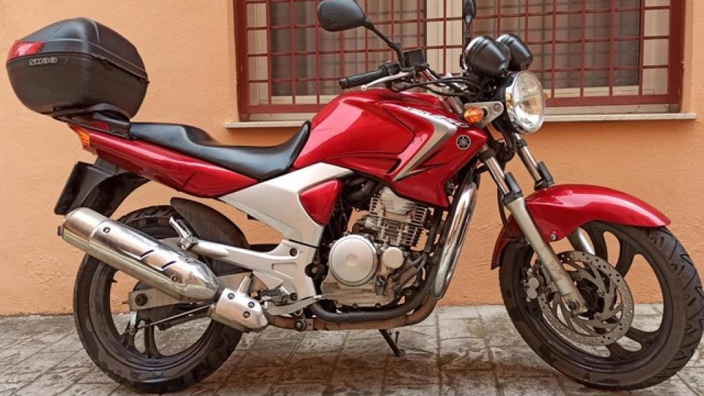 Yamaha YBR 250