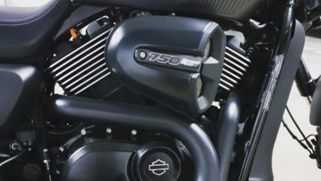 Harley Davidson STREET ROD 750 ABS
