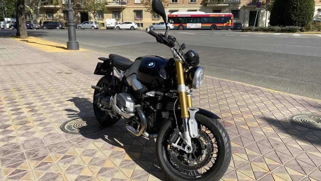 BMW R NINET 1200 ABS