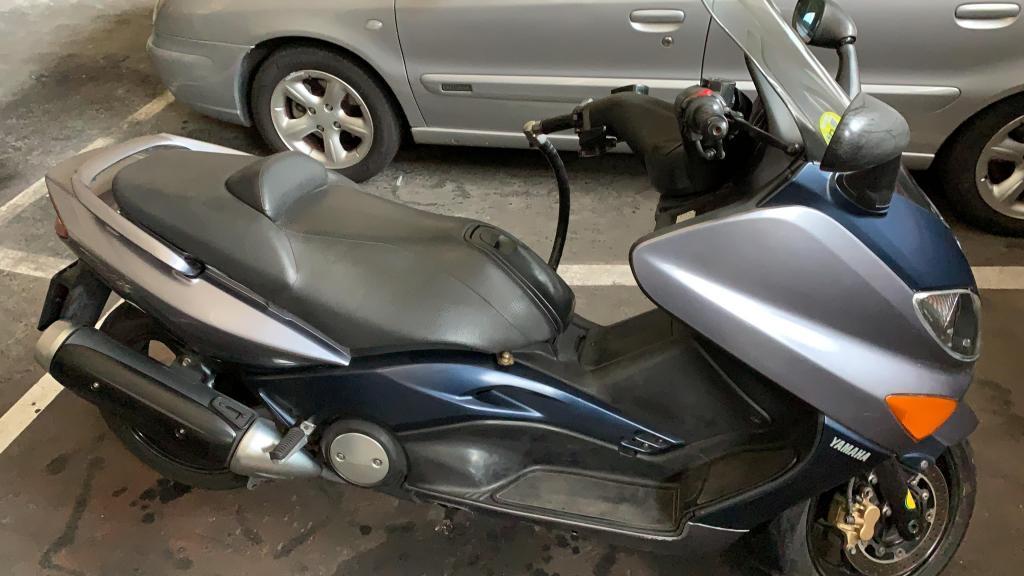 Yamaha XP 500 T-MAX