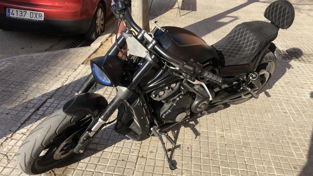 Harley Davidson VRSC V-ROD VRSCAWA ABS