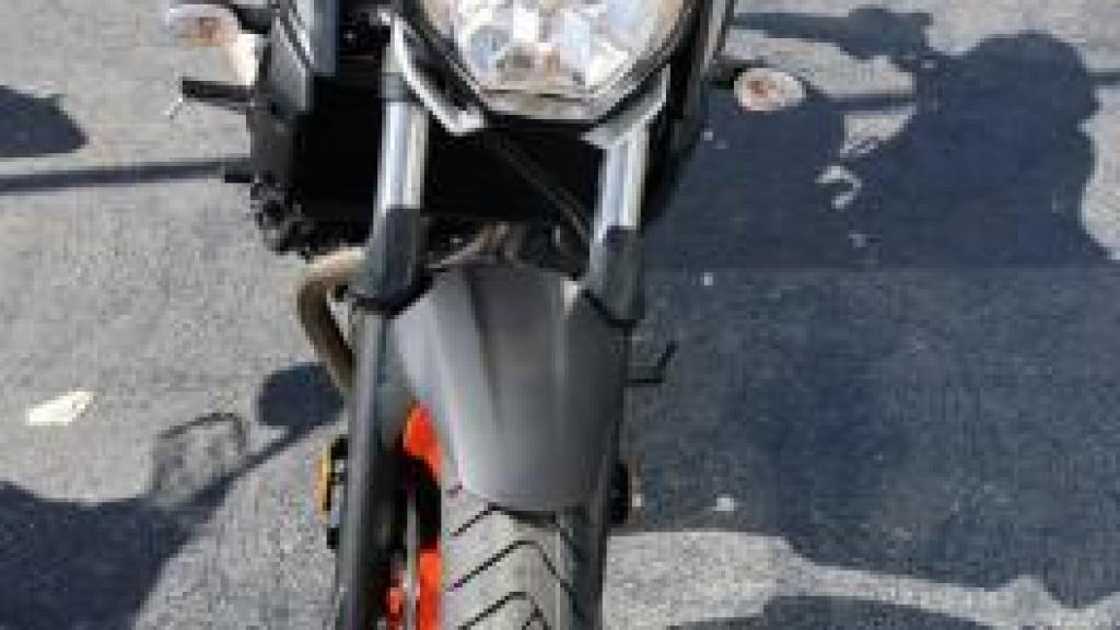 Yamaha MT 07 ABS