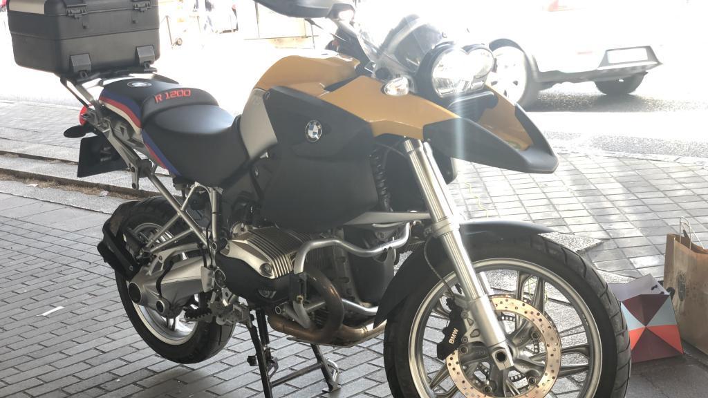 BMW R 1200 GS 100CV