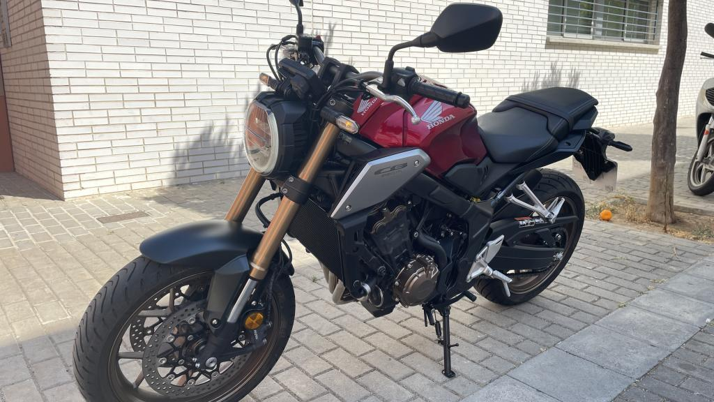 Honda CB 650