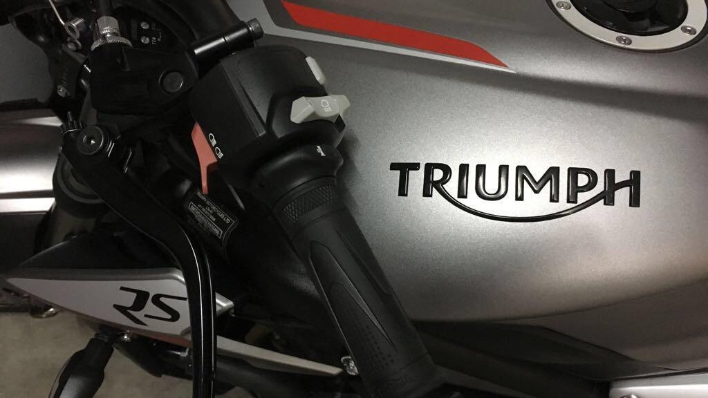 Triumph STREET TRIPLE 765 RS ABS
