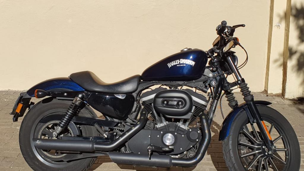 Harley Davidson SPORTSTER XL 883 N IRON 8