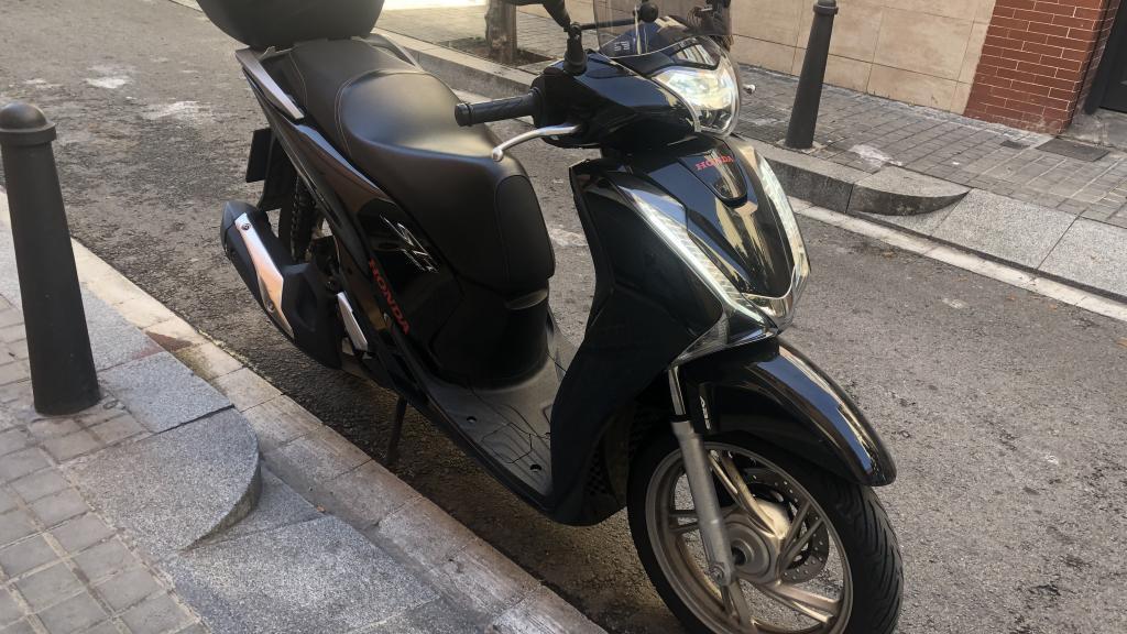 Honda SCOOPY 125I SH ABS