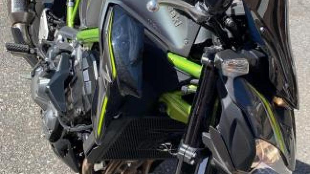 Kawasaki Z 900 ABS