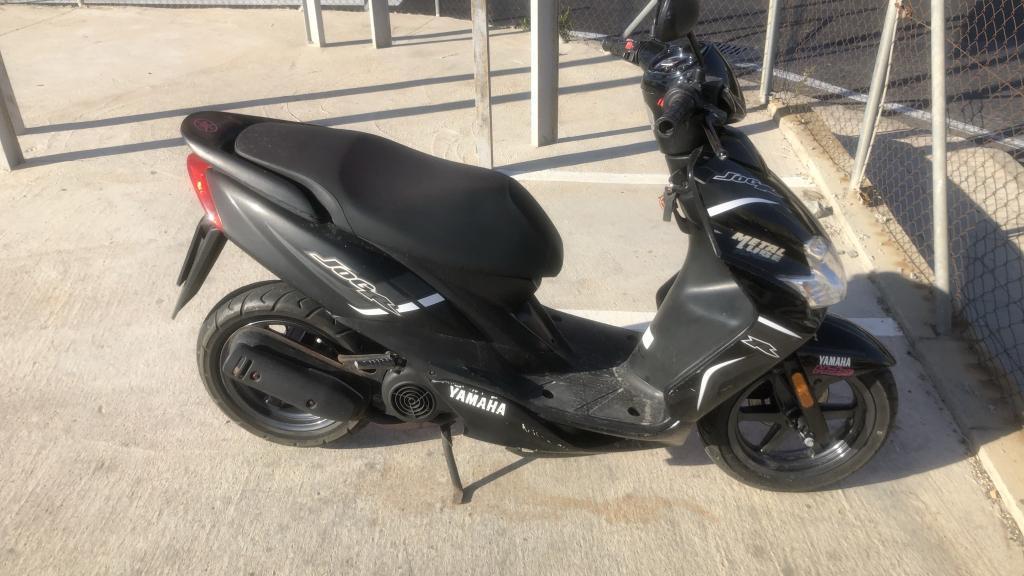 Yamaha JOG 50 R 02
