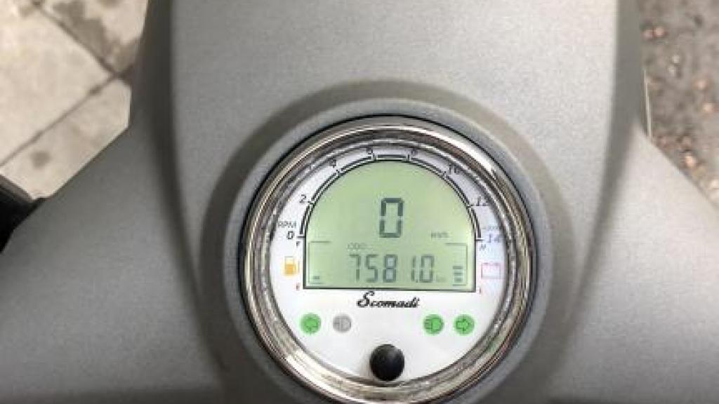 Scomadi TL 125