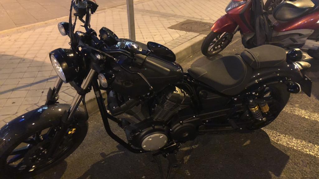 Yamaha XV 950 BOLT R ABS