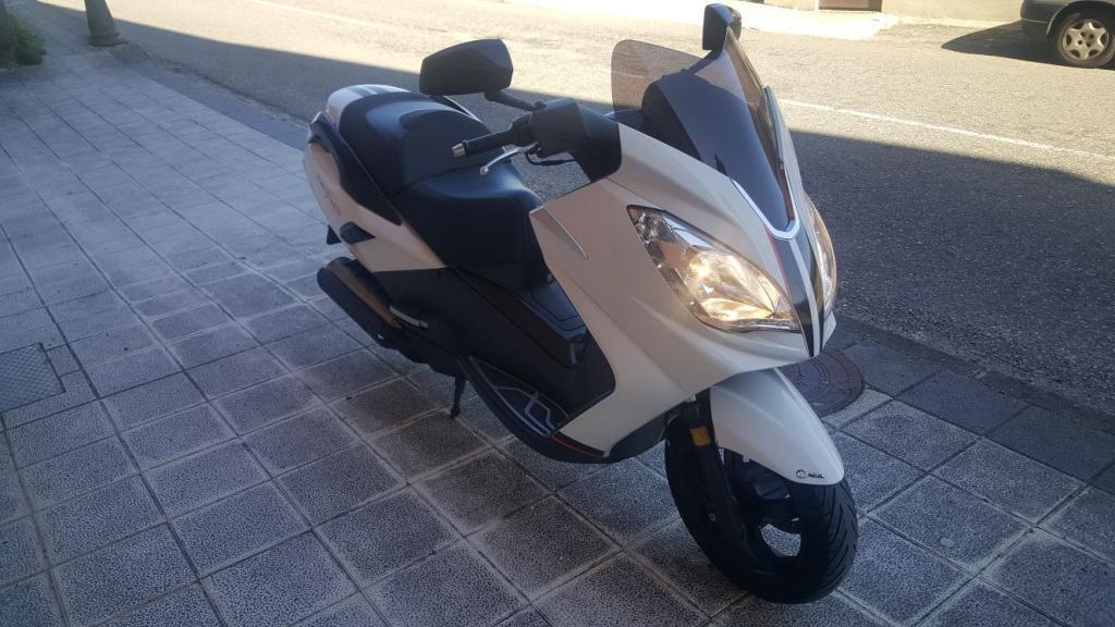 Peugeot SATELIS 125 RS ABS