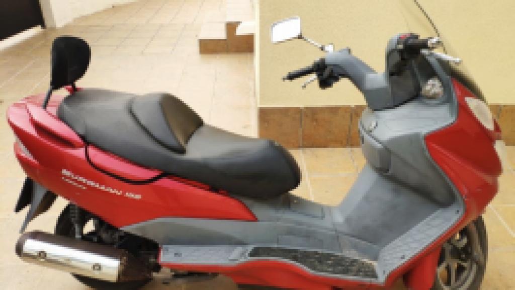 Suzuki BURGMAN 150 EXECUTIVE