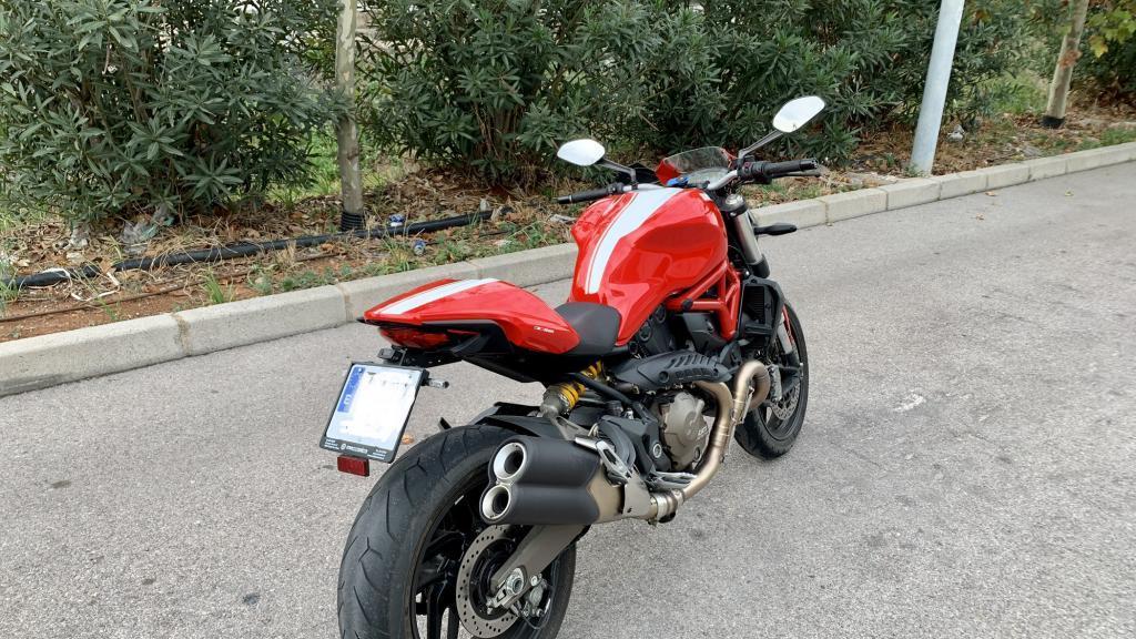 Ducati MONSTER 821 STRIPE ABS DC
