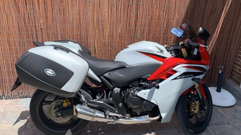 Honda CBR 600 F ABS
