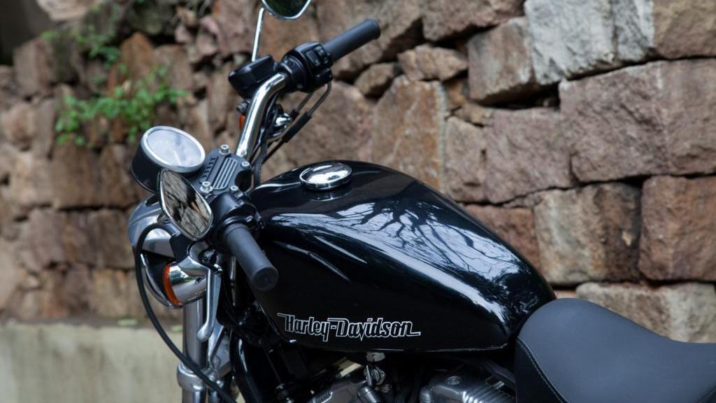 Harley Davidson SPORTSTER 883 XL LOW