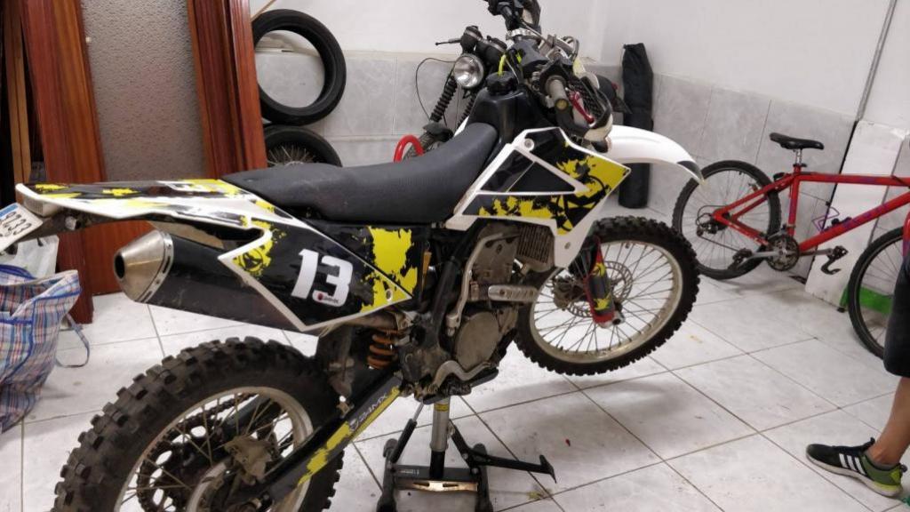 Gas-Gas ENDUCROSS 450 FSE