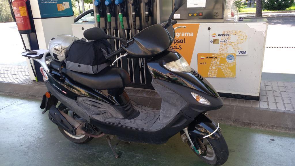 Kymco MOVIE 125 XL
