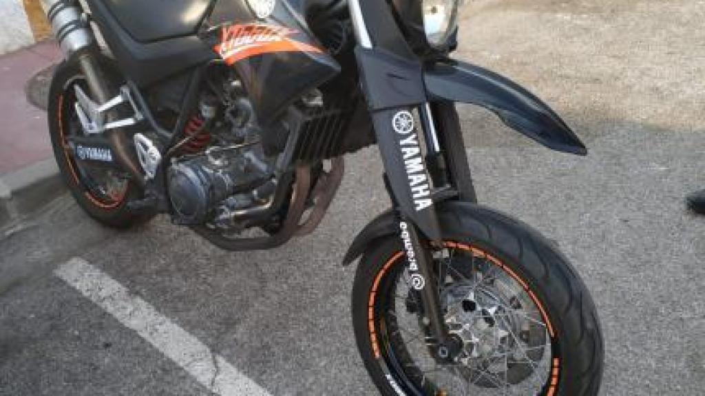 Yamaha XT 660 X SM