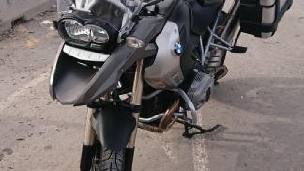 BMW R 1200 GS ABS