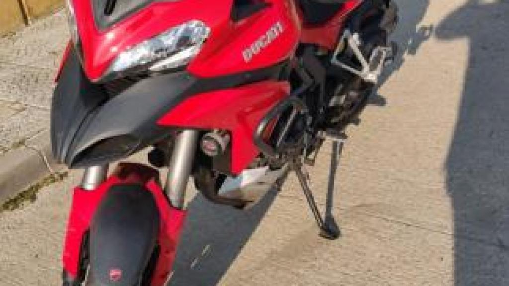 Ducati 1200 MULTISTRADA S TOURING