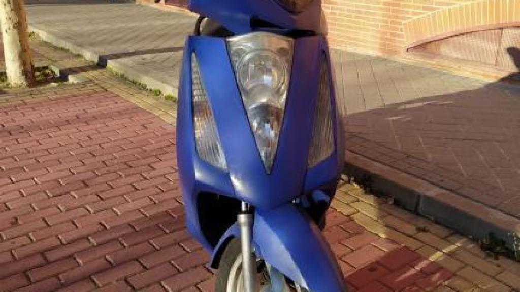 Honda PANTHEON 125