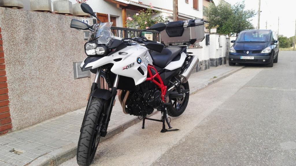 BMW F 700 GS ABS